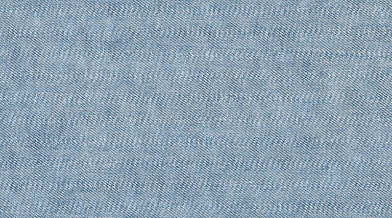 牛仔布牛仔裤纹理 牛仔布设计的背景纹理 帆布牛仔布纹理 可以使用作为背景的蓝色牛仔布 图库摄影
