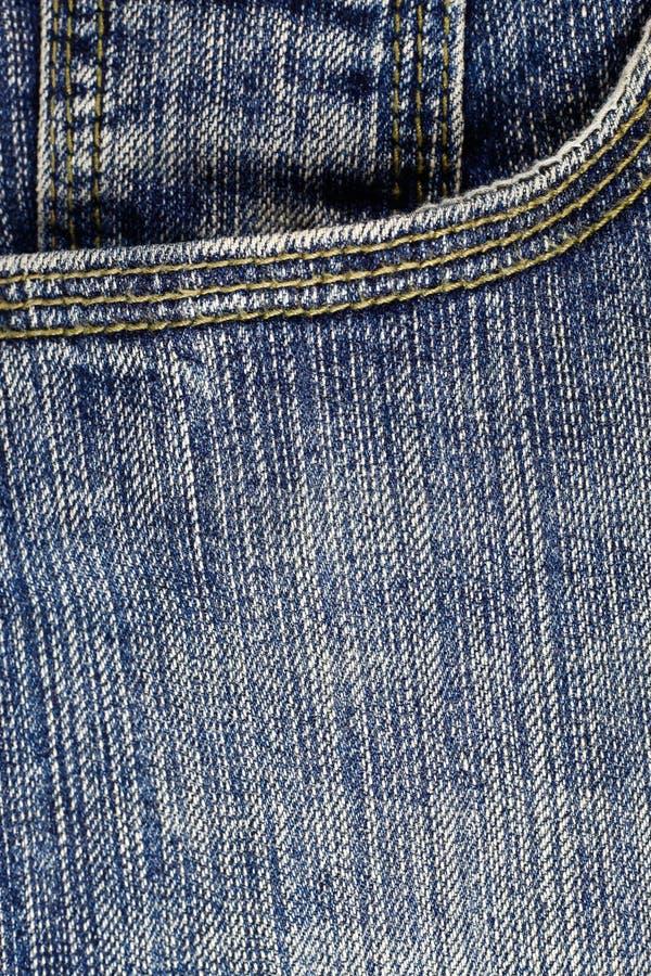牛仔布牛仔裤纹理 图库摄影