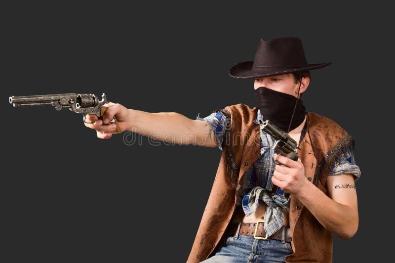 牛仔 免版税库存照片