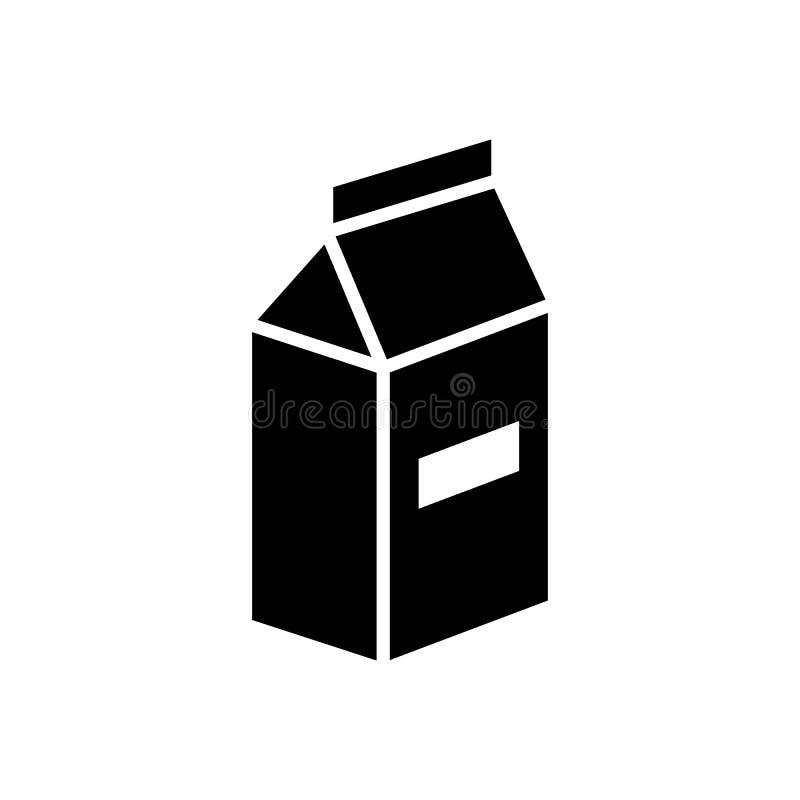 牛奶或汁液组装象 皇族释放例证