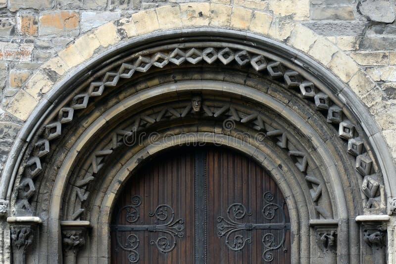牛津大学基督堂学院,都伯林,爱尔兰 库存图片