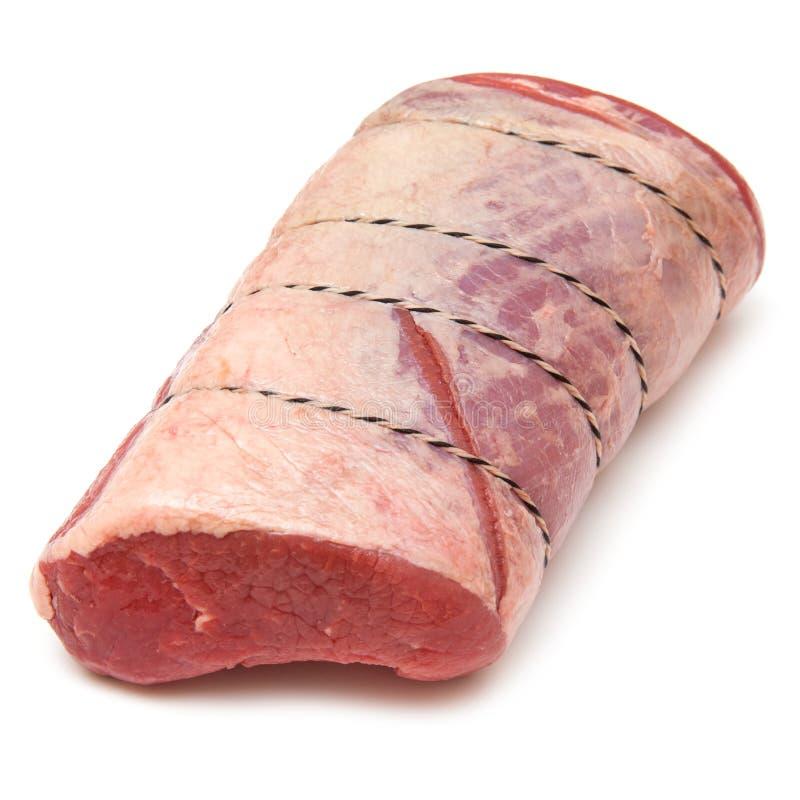 牛肉联接胸肉   库存图片