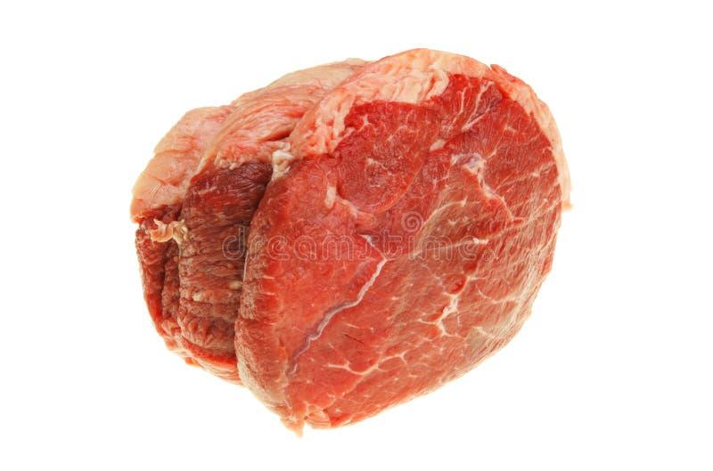 牛肉联接 免版税库存照片
