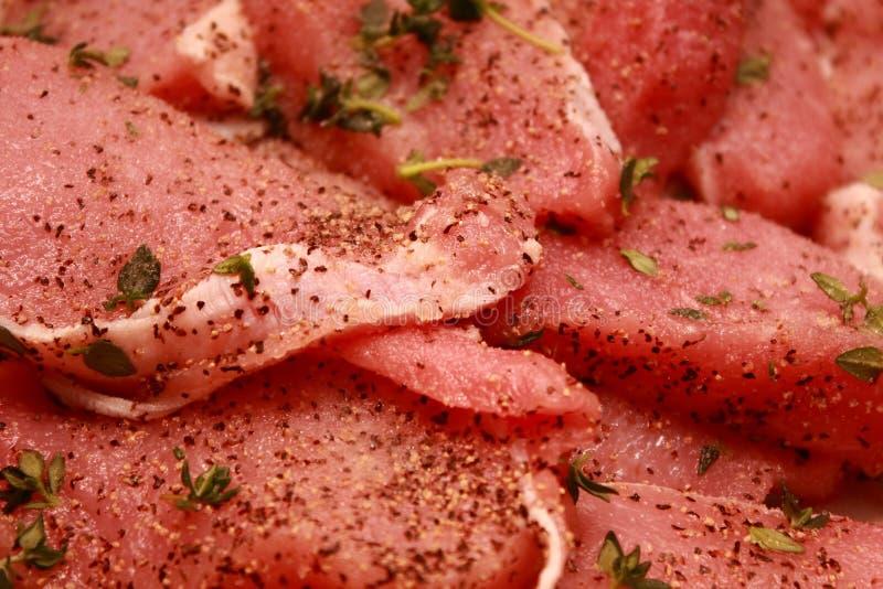 牛肉肉 免版税库存图片