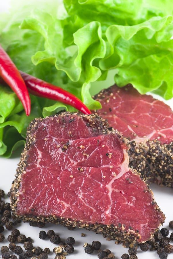 牛肉 免版税库存图片