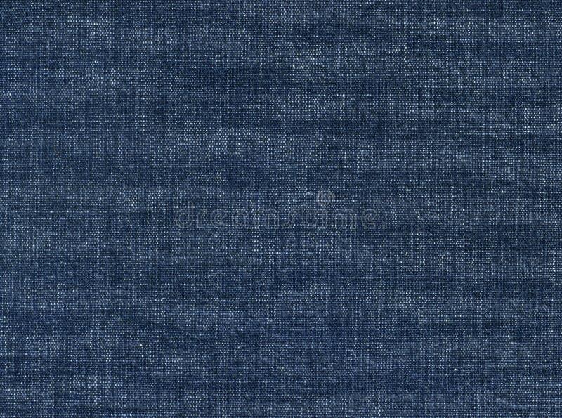 牛仔布织品 免版税库存图片