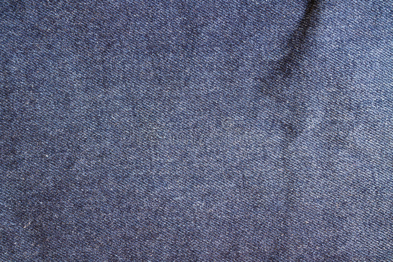 牛仔裤构造,织品 库存照片