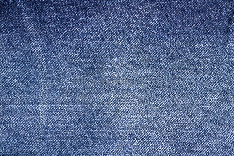 牛仔裤构造,织品 免版税库存照片