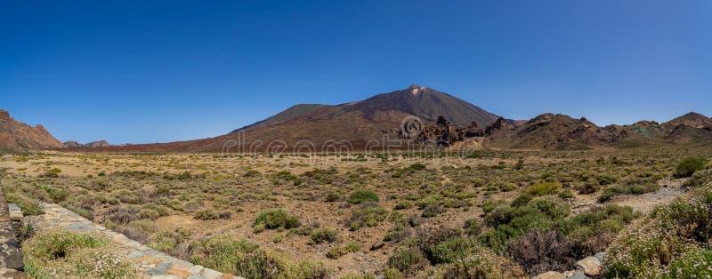 特内里费岛风景  加那利群岛tenerife 西班牙 库存图片