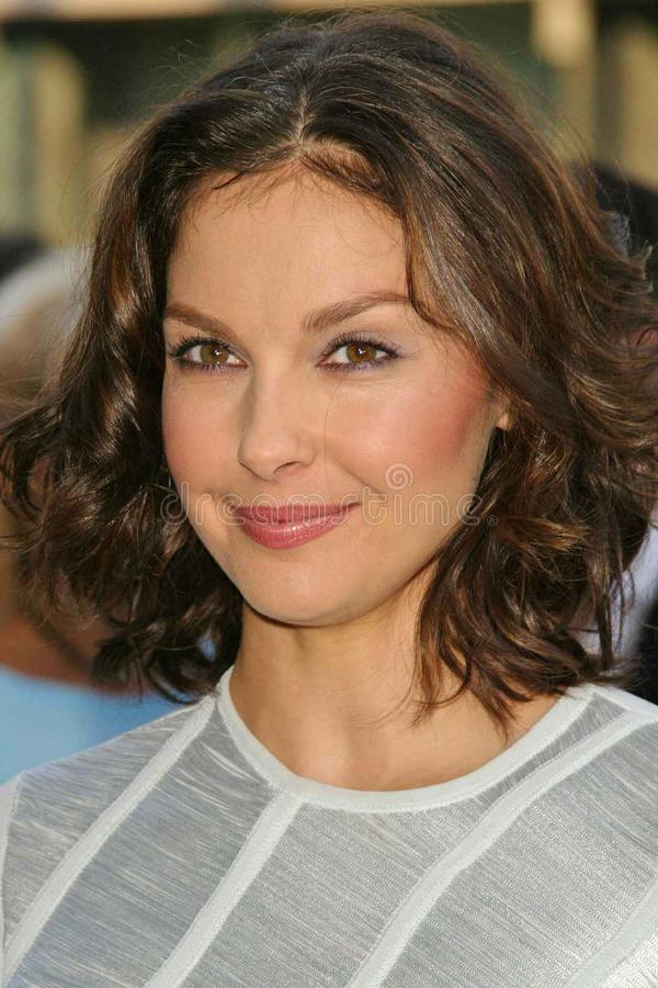Ashley Judd,专辑 免版税库存图片