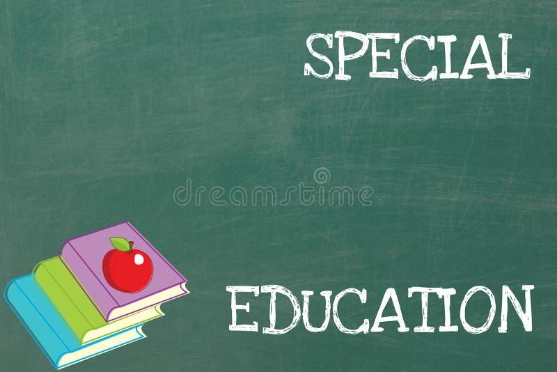 特殊教育 免版税图库摄影