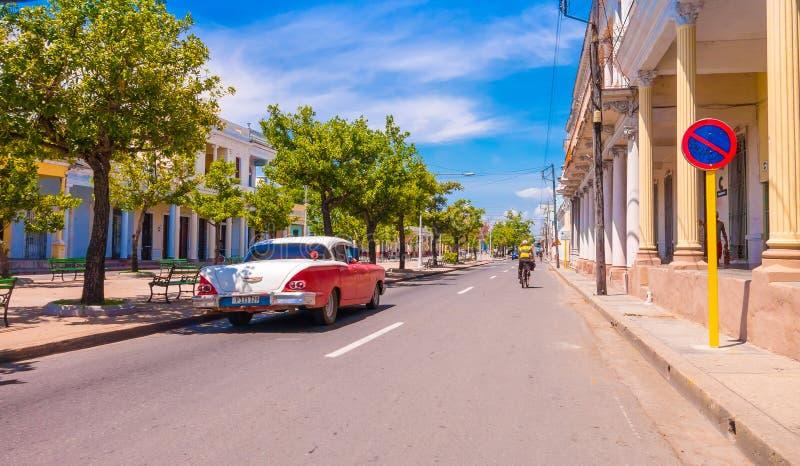 特立尼达,古巴- 2015年9月12日:资本  图库摄影