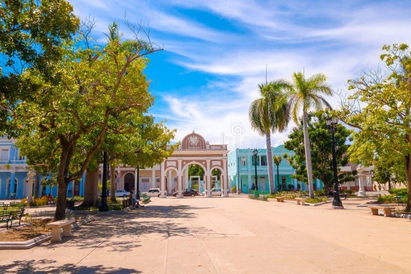 特立尼达,古巴- 2015年9月12日:资本  免版税图库摄影