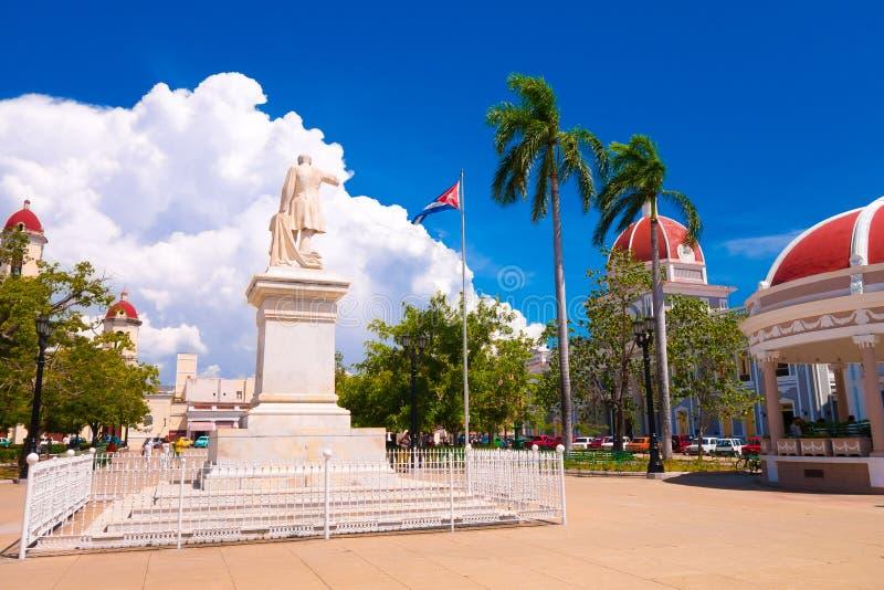 特立尼达,古巴- 2015年9月12日:资本  免版税库存图片