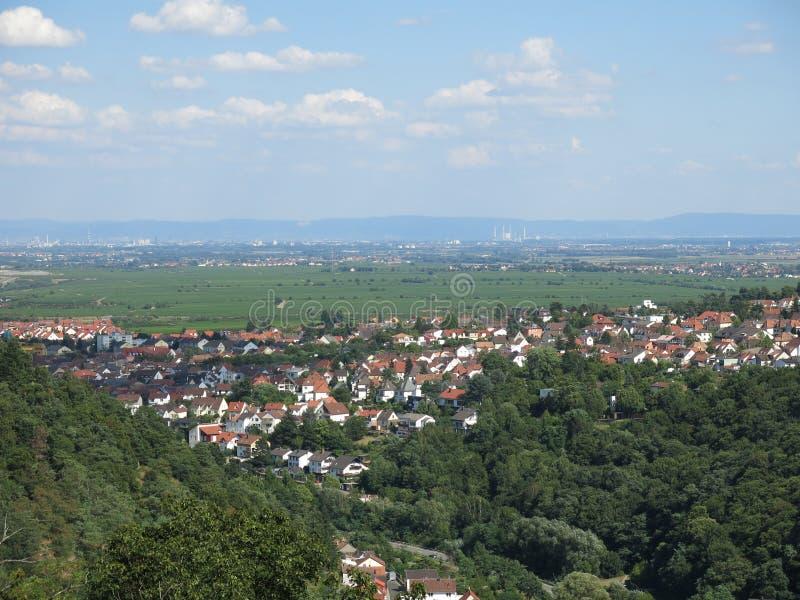 巴特迪克海姆县,德国 免版税库存图片