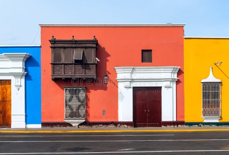 特鲁希略角,秘鲁 库存照片