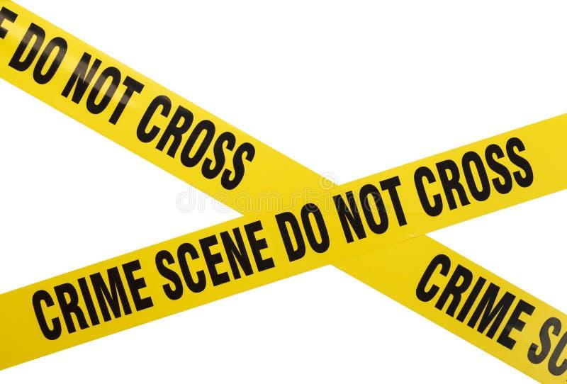 犯罪现场磁带