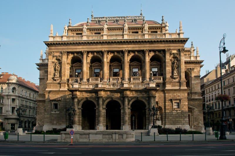 状态歌剧院 库存图片