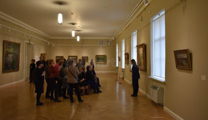 状态Ermitage, Franse艺术 免版税库存照片