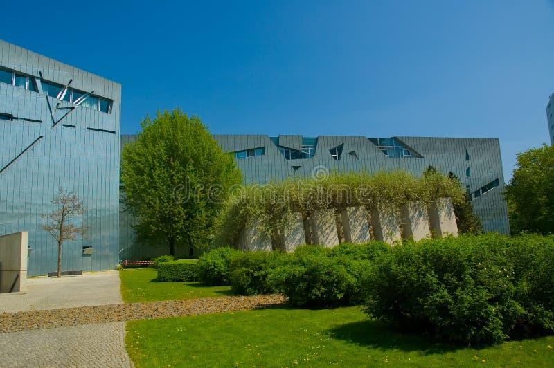 犹太博物馆 免版税图库摄影
