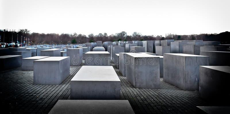 犹太的纪念碑 库存照片