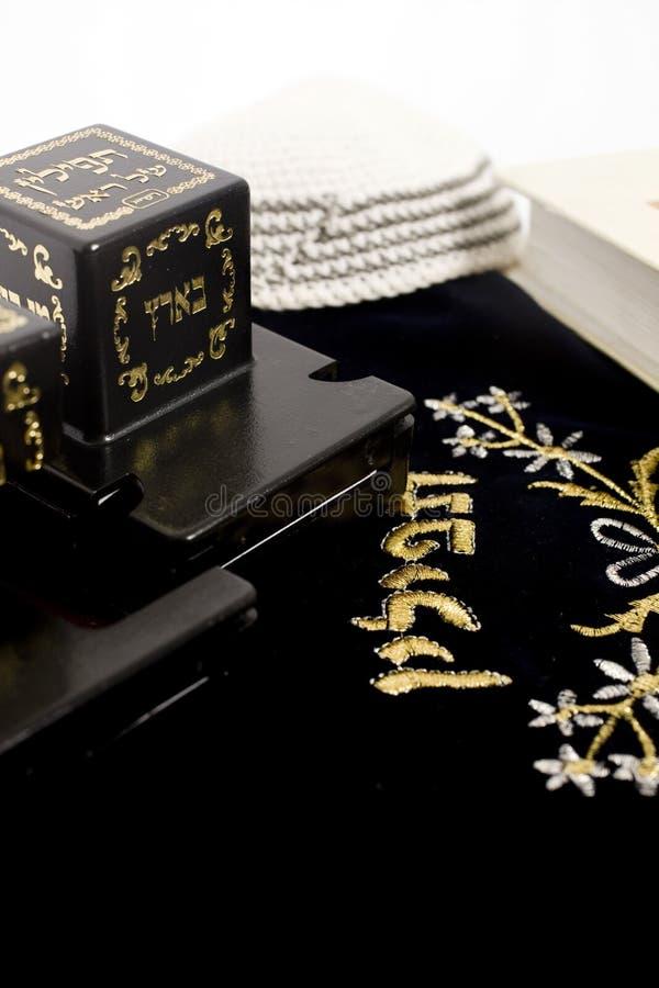 犹太祈祷 免版税库存照片