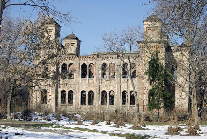 犹太老犹太教堂 库存图片