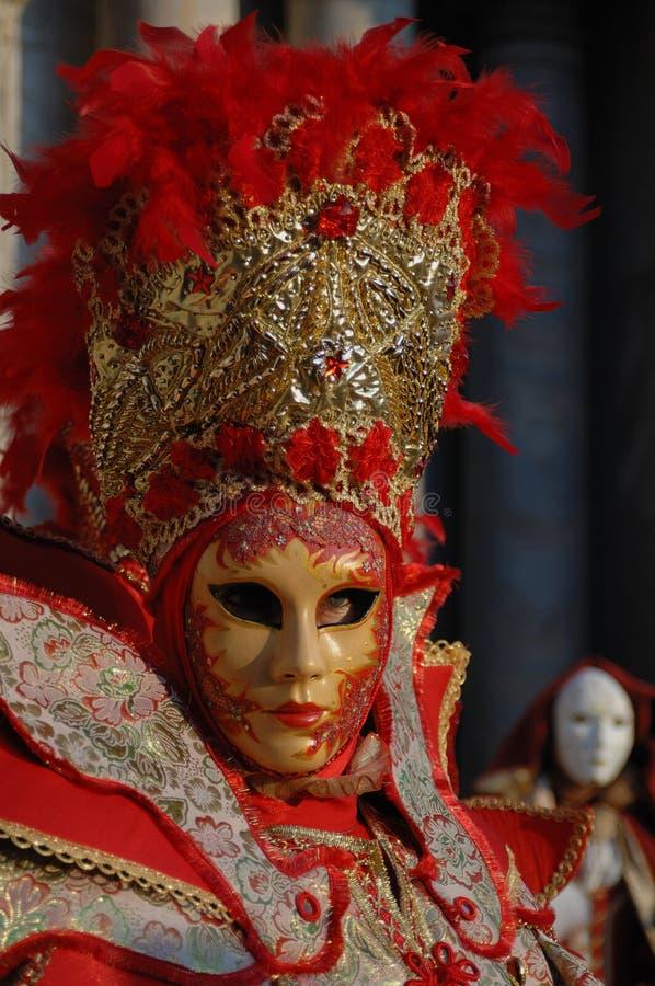 狂欢节威尼斯29 免版税图库摄影
