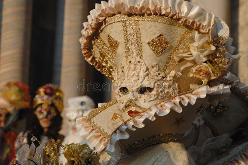 狂欢节威尼斯30 库存照片