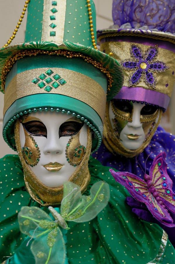 狂欢节威尼斯26 库存照片