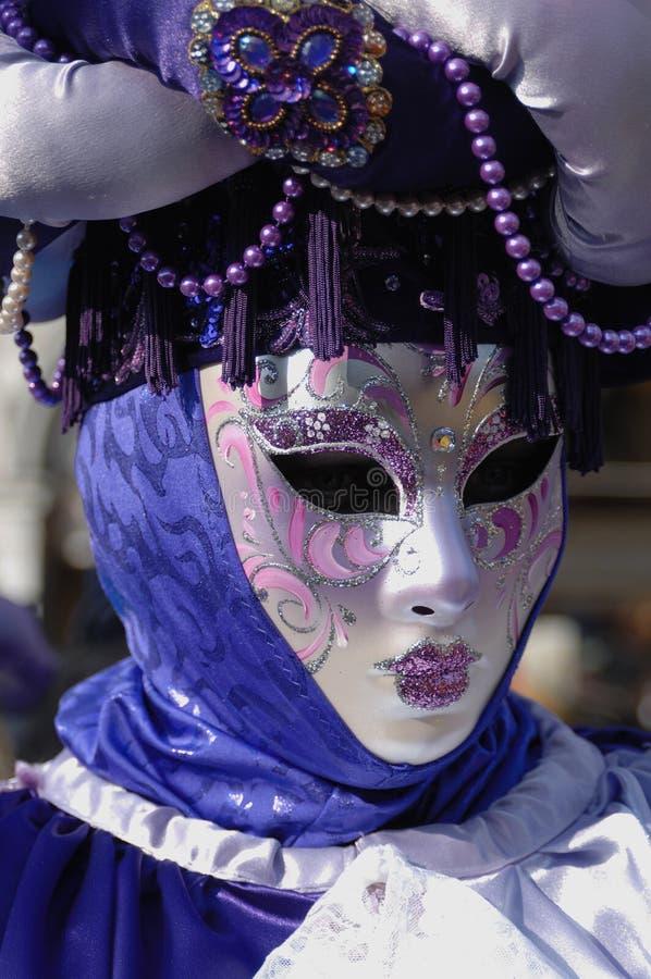 狂欢节威尼斯25 免版税图库摄影