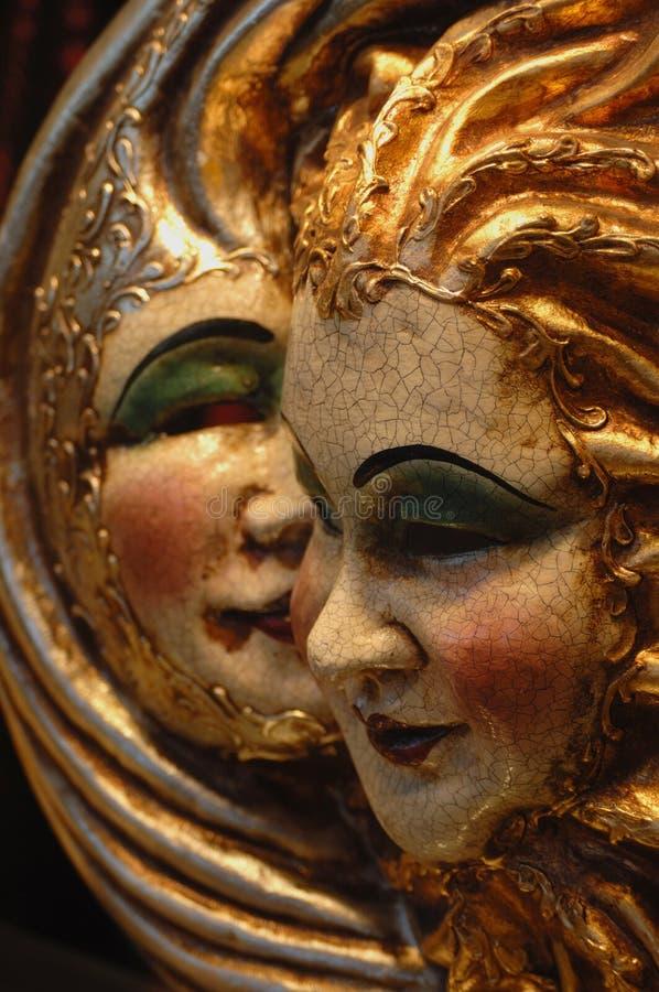 狂欢节威尼斯31 图库摄影