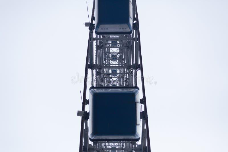 独特的弗累斯大转轮 免版税库存图片