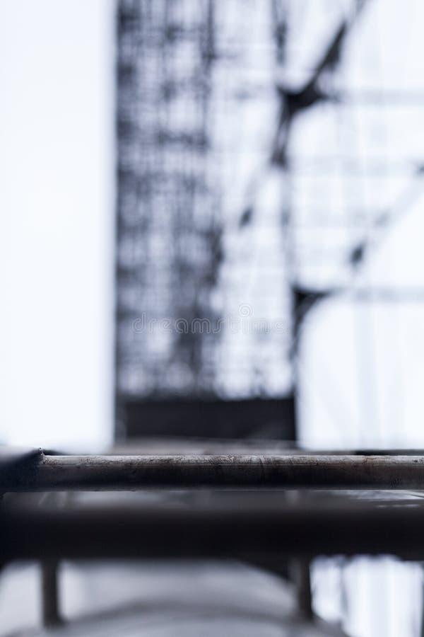 独特的摩天轮独特的弗累斯大转轮 免版税库存图片