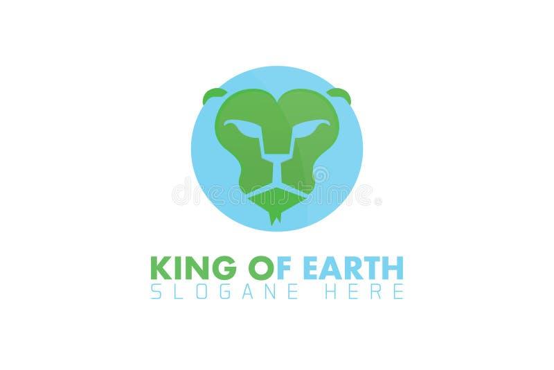 狮子商标 皇族释放例证