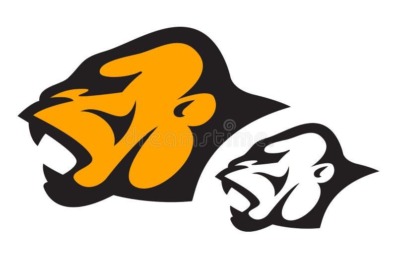 Download 黑猩猩头 向量例证. 插画 包括有 纵向, 查找, 猴子, 黄色, 最小, 颜色, 本质, 表达式, 大猩猩 - 30335342