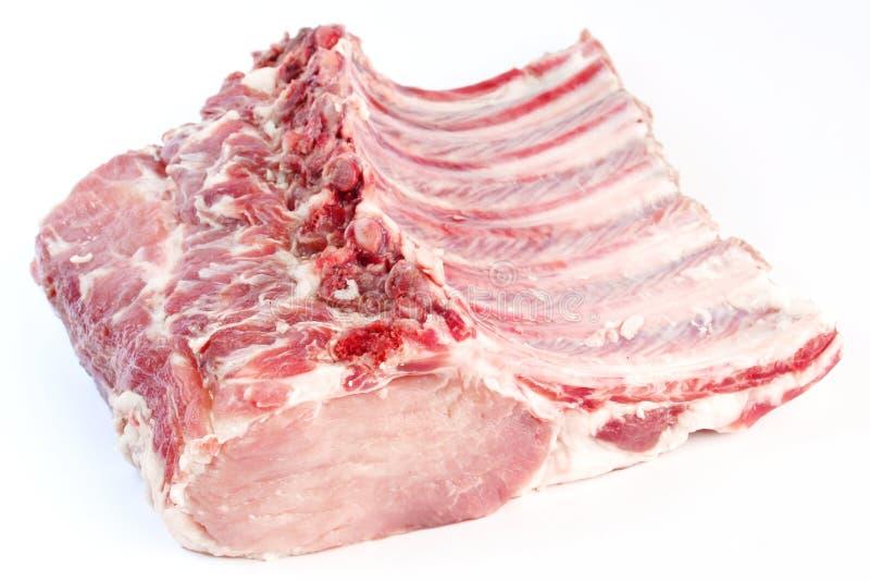 猪排 免版税库存照片
