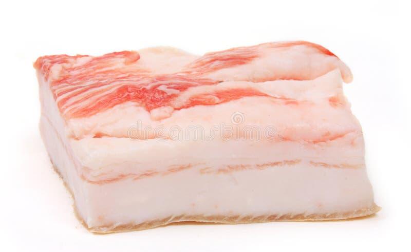 猪油片 免版税库存照片