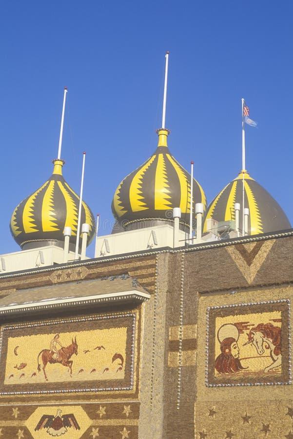 玉米宫殿, SD 免版税库存照片