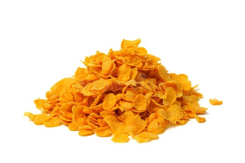 玉米片 库存图片