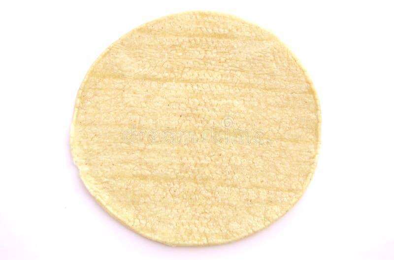 玉米粉薄烙饼 库存图片
