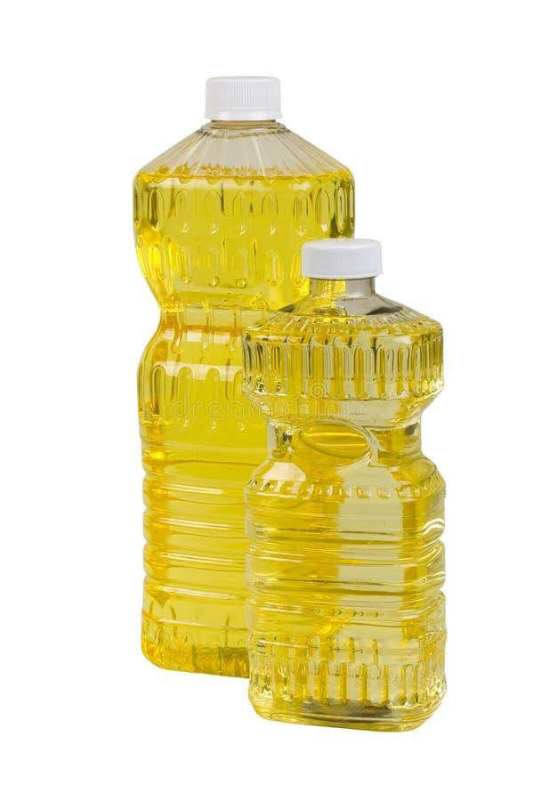 玉米纯的坚果油 库存照片
