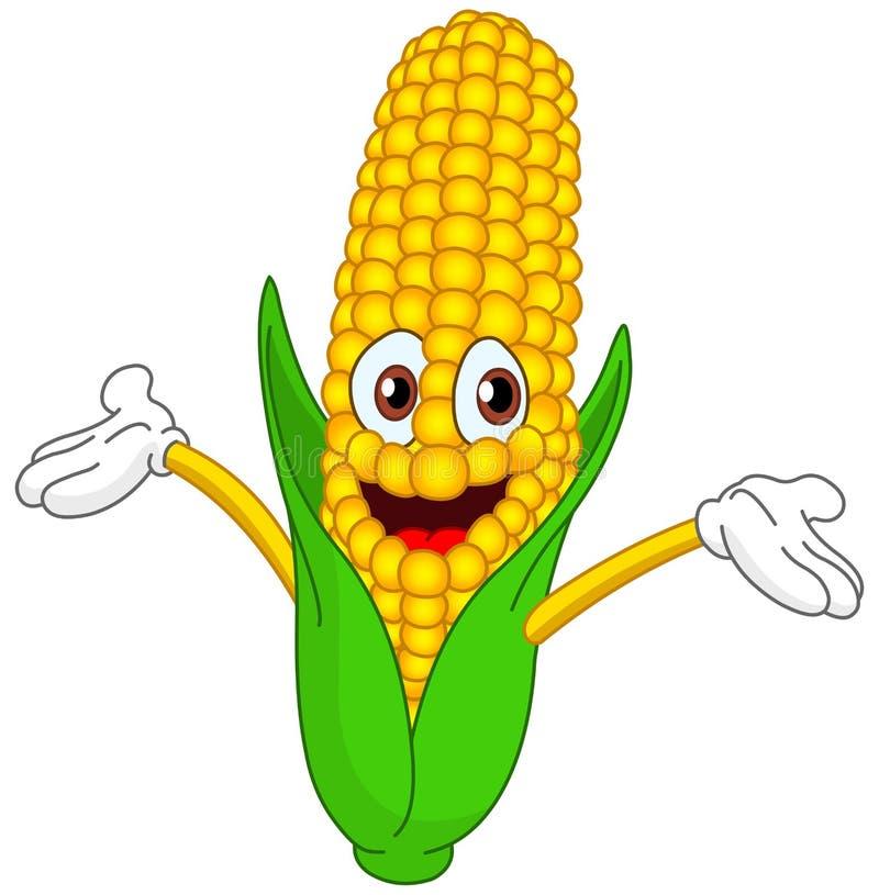玉米 皇族释放例证