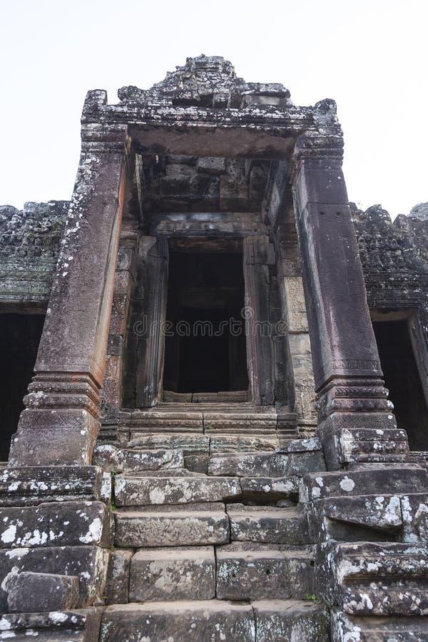 王国的古老废墟 图库摄影