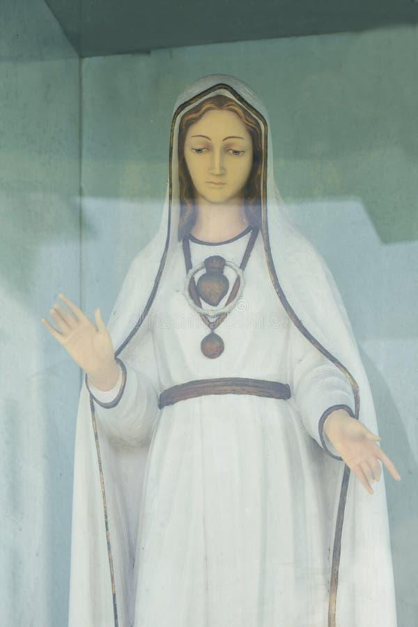 玛丽圣徒 免版税库存照片