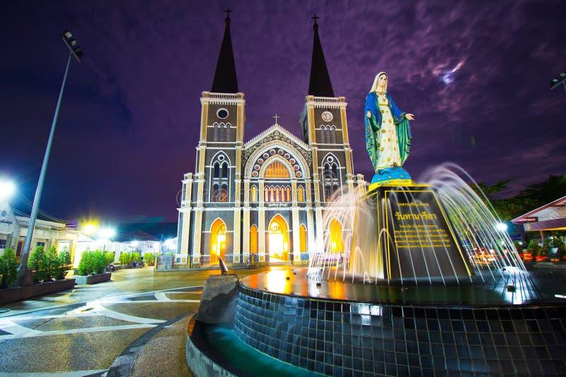 玛丽的圣母无染原罪瞻礼 免版税库存图片