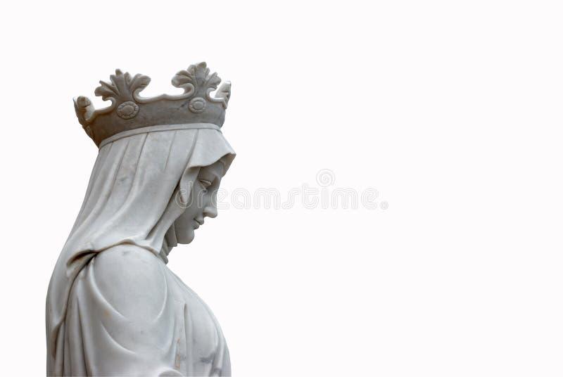 玛丽贞女 免版税库存图片