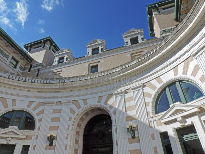 玛格丽特马礼逊卡耐基音乐厅 免版税库存图片