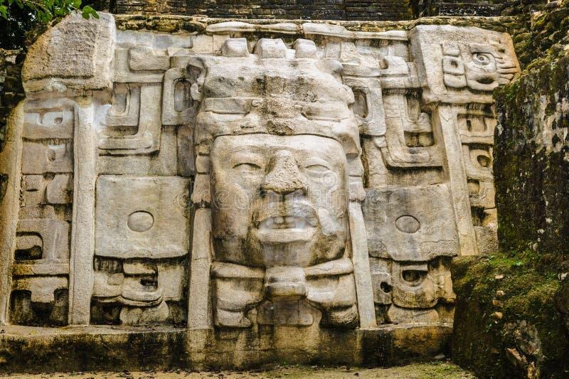 玛雅人的标志 图库摄影