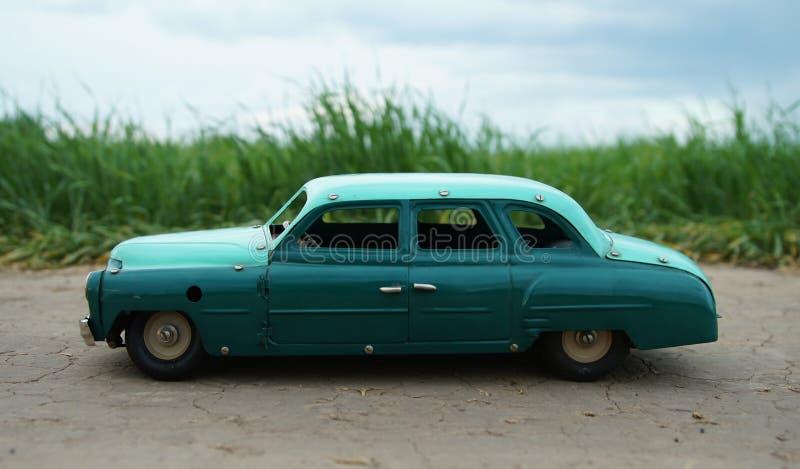 玩具可折叠汽车 库存图片